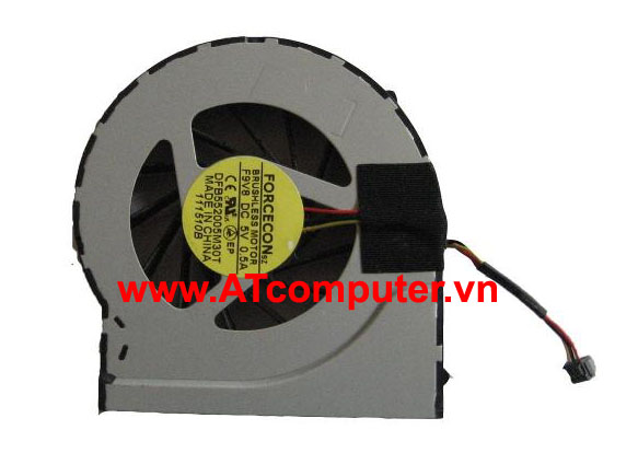 FAN CPU HP Pavilion DV6-3000, DV7-4000 Series. Part: KSB0505HA(-9J99), DFB552005M30T