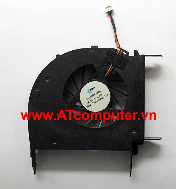FAN CPU HP Pavilion DV7-2000, DV7-2100 Series. Part: 516876-001, AB9105HX-DE3(CWUT5A), DFS551305MC0T, F909