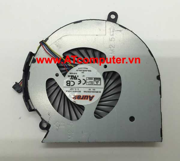 FAN CPU HP 14-D000, 15-D000 Series. Part: 747241-001