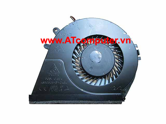 FAN CPU HP Envy 14-K000, M6-K000 Series. Part: KSB0805HB(-CK64), EF50060S1-C130-S9A, 725445-001