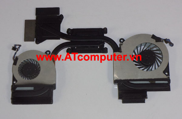 FAN CPU HP Envy 15-3000 Series. Part: 690006-001, 668827-001
