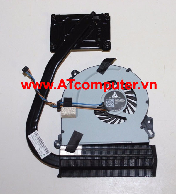FAN CPU HP Envy 15-J000, 17-J000 Series. Part: KSB06105HB-CJ1M, 6033B0032801, 720235-001