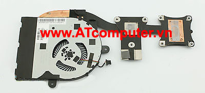 FAN CPU HP Envy M6-W, M6-W000, M6-W101DX, M6-W102DX Series. Part: 807524-001