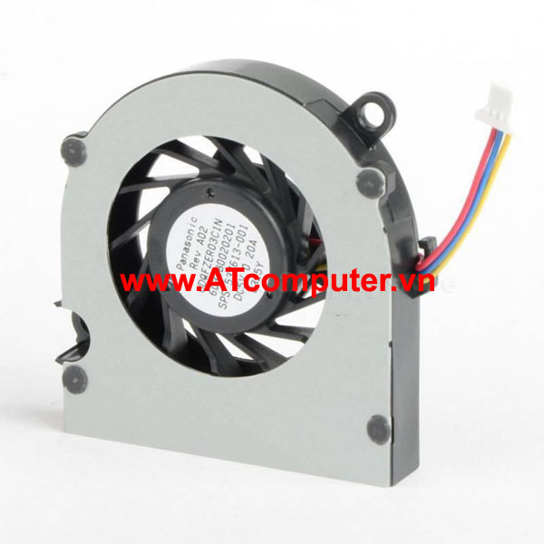FAN CPU HP Mini 110, 110-1000, 110-1100 Series. Part: UDQFZER03C1N, 537613-001, 6033B0020201, DFS400805L10T(F83G)