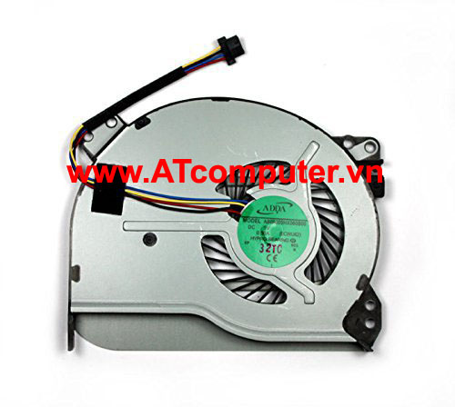FAN CPU HP Pavilion 14-F000 Series. Part: 734916-001