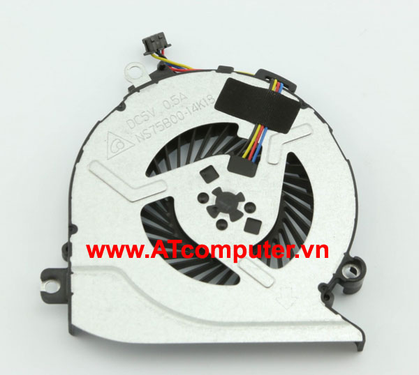 FAN CPU HP Pavilion 15-AB, 17-G Series. Part: 806747-001