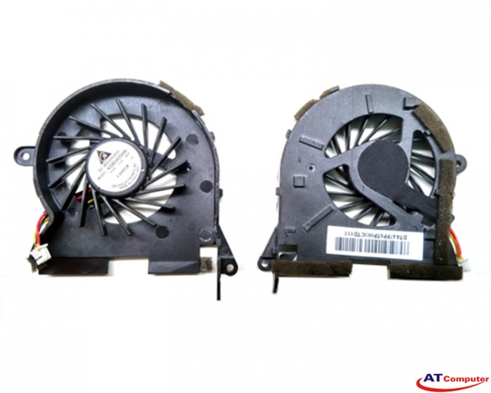 FAN CPU HP Pavilion DM1-1000 Series. Part: 580061-001, KSB0405HA(-9D37)