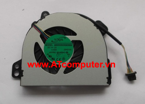 FAN CPU HP Pavilion DM1-3000 Series. Part: 636453-001