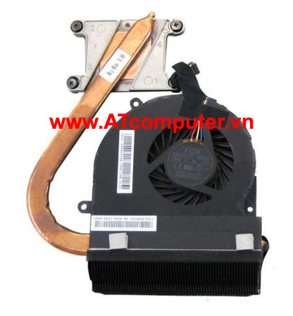 FAN CPU HP Pavilion DV4-5113TX, DV4-5000, DV4-5109TX, DV4-5103TX Series. Part: 681225-001