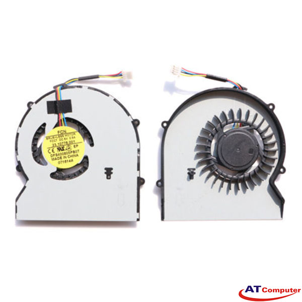 FAN CPU HP Probook 430 G1, 430G1 Series. Part: 727766-001, 60.4YV09.001