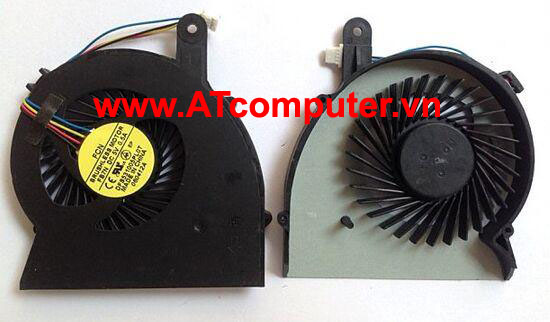 FAN CPU HP Probook 4340s, 4341s Series. Part: EF75070V1-C040-S9A, 683860-001, 60.4RS10.001, 604RS10001, DFS531005PL0T(FB7N)