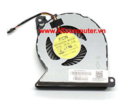 FAN CPU HP Probook 440 G2, 450 G2, 470 G2 Series. Part: 767433-001, MF60070V1-C350-S9A