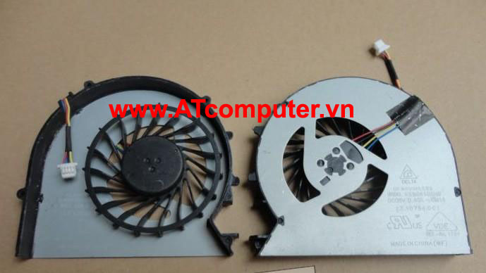FAN CPU HP Probook 450, 455, 470 Series. Part: 23.10754.001, 60.4ZA01.001, 721937-001