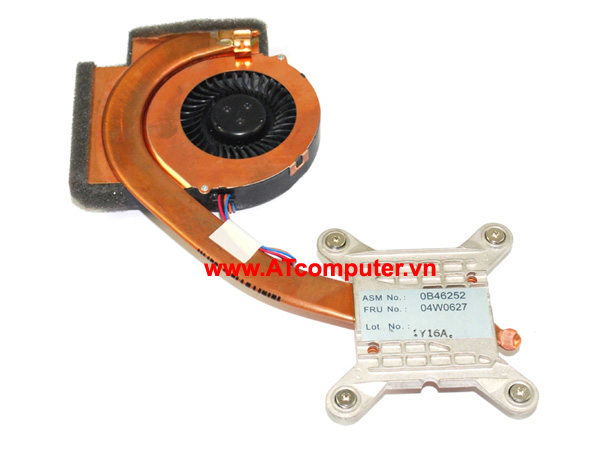 FAN CPU IBM ThinkPad T420, T420i Series. Part: 04W0627, 04W0409