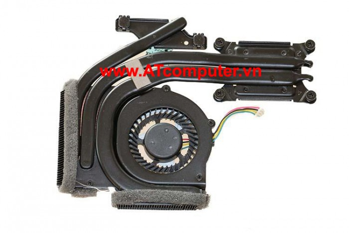 FAN CPU IBM ThinkPad T420S, T420Si Series. Part: 04W1713, 04W0417, 04W3488
