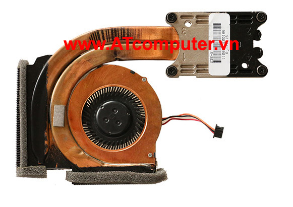 FAN CPU IBM ThinkPad T420S, T420Si Series. Part: 04W0416, 04W1712