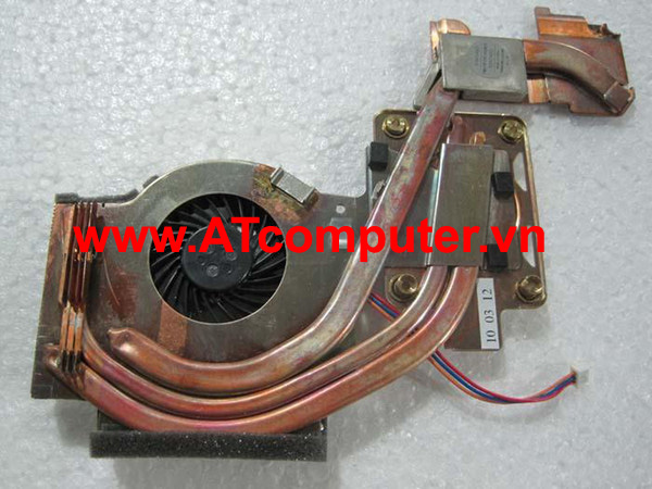 FAN CPU IBM ThinkPad T500, W500 Series. Part: UDQFRPR65FF0, 45N5492, 45N5493