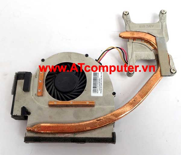 FAN CPU IBM ThinkPad T510, T510i Series. Part: 60Y4977, 60Y5489
