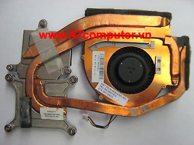 FAN CPU IBM ThinkPad W520 Series. Part: 04W1574, KSB06105HA(-BK1B)