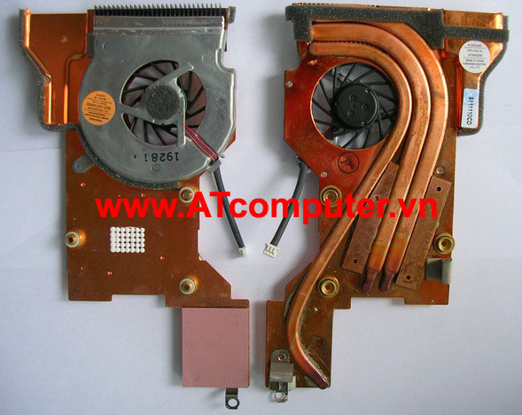 FAN CPU IBM ThinkPad T41, T41P, T42, T42P Series. Part: 13N5341, 13N5342, 13R2656, 13R2657, 26R9757, 26R9074, 26R8197, 26R9066