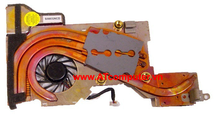 FAN CPU IBM ThinkPad T43 Series. Part: 26R7846, 26R9757, 26R7957, 26R7849