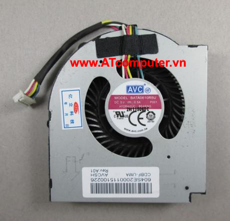 FAN CPU IBM ThinkPad L430, L530 Series. Part: BATA0610R5U