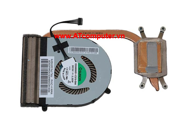 FAN CPU IBM ThinkPad E450, E450C, E455 Series. Part: 00HN678