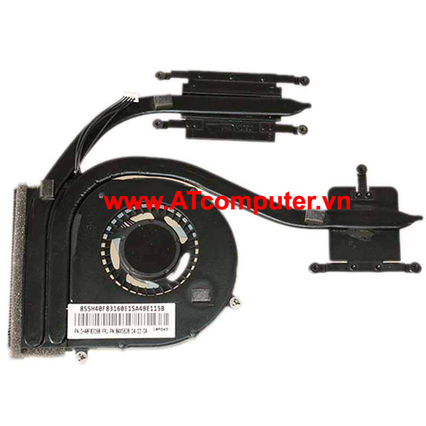 FAN CPU IBM ThinkPad E550, E555, E550C Series. Part: 04X5620