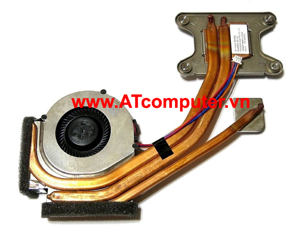 FAN CPU IBM ThinkPad T410, T410i Series. Part: 45M2722, 45M2724, 45N5906