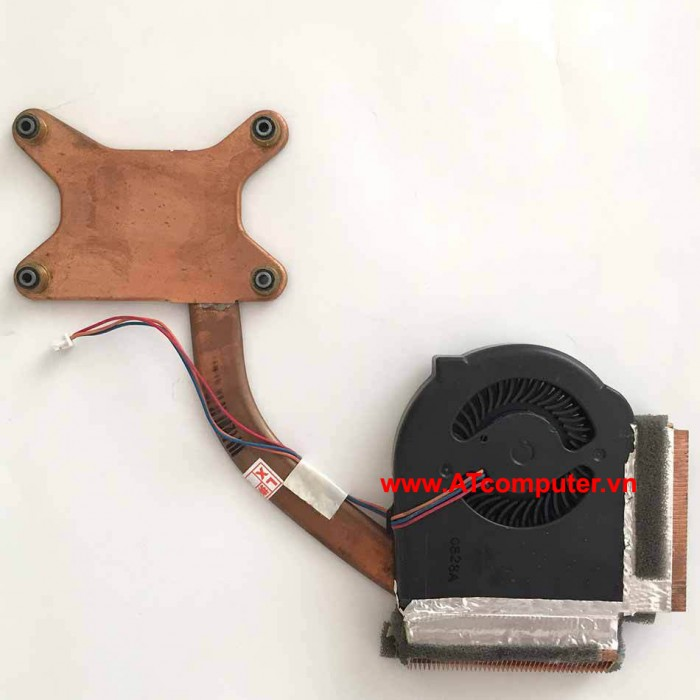 FAN CPU IBM ThinkPad T410, T410i Series. Part: 45M2721, 45M2723