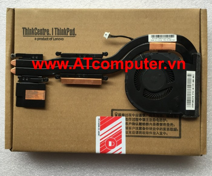 FAN CPU IBM ThinkPad T460S Series. Part: 00JT917,00JT918