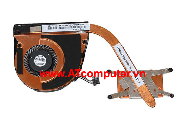 FAN CPU IBM ThinkPad Yoga S1 S240, Yoga 12 Series. Part: 00HT721, 04X6440, 00HT723