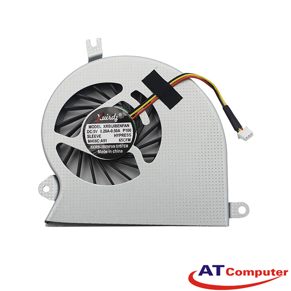FAN CPU MSI GE40 MS-1491, MS-1492, X460, X460DX, X460DX-216US, X460DX-291US Series. Part: PAAD06015SL(A101), E33-0800261-MC2