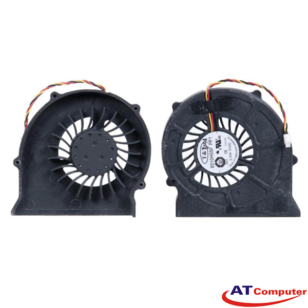 FAN CPU MSI CR500, CR600, EX630, GX623 Series. Part: PAAD06010FH, DFS451205M10T(F8U2), 6010H05F(PF1)