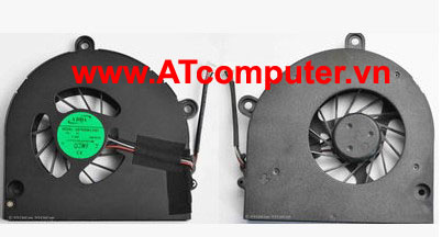 FAN CPU Packard Bell easynote TM81, TM82, TM85, TM86, TM87, TM89, TM93, TM94 Series. Part: KSB06105HA(AC87)