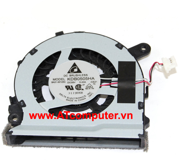 FAN CPU SAMSUNG NP700Z3A, NP-700Z3A Series. Part: BA62-00630A, 0M104271