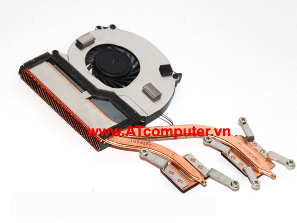 FAN CPU SONY VAIO SVS13, SVS1311, SVS1313 Series. Part: 300-0001-2348, 300-0001-2348_A, G70N05NS6MJ-57T02