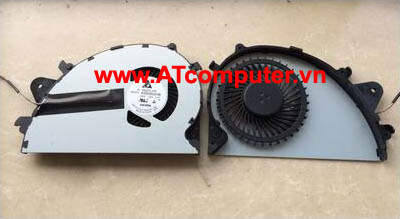 FAN CPU SONY VAIO SVS15, SVS1511, SVS1512 Series. Part: 300-0101-2358
