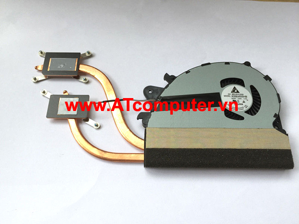 FAN CPU SONY VAIO SVS15, SVS1511, SVS1512 Series. Part: 300-001-2357, 300-001-2357_A, KSB0605HB-L101, 300-0101-2358, 300-0101-2358_A