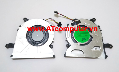 FAN CPU SONY VAIO FIT 13, SVF13, SVF13N Series. Part: UDQFRSH01CQU, AB06005HX0403Z1(00FI1)