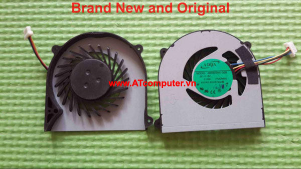 FAN CPU SONY VAIO PCG-31211M Series. Part: AB5605HX-Q0B(TUCANA)