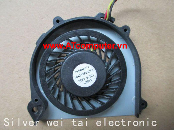 FAN CPU SONY VAIO SVE11 Series. Part: UDQFVZR03CF0