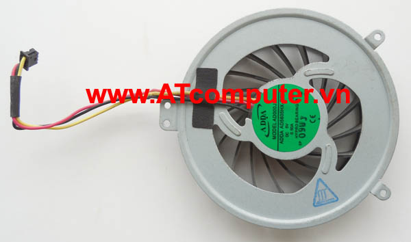 FAN CPU SONY VAIO SVE14, SVE15 Series. Part: AD5605HX-GD3, 3VHK5TMN050