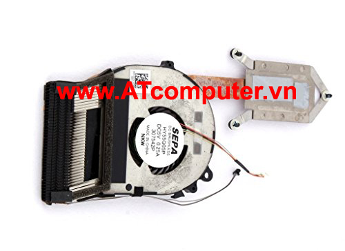 FAN CPU SONY VAIO SVP11, SVP112, SVP112A Series. Part: 300-0001-2745_A, HY55Q05P