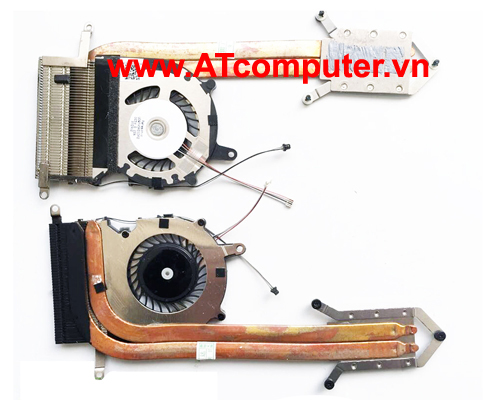 FAN CPU SONY VAIO SVP13, SVP132, SVP132A Series. Part: 300-0001-2755, UDQFVSR01DF0, 300-0101-2755_A