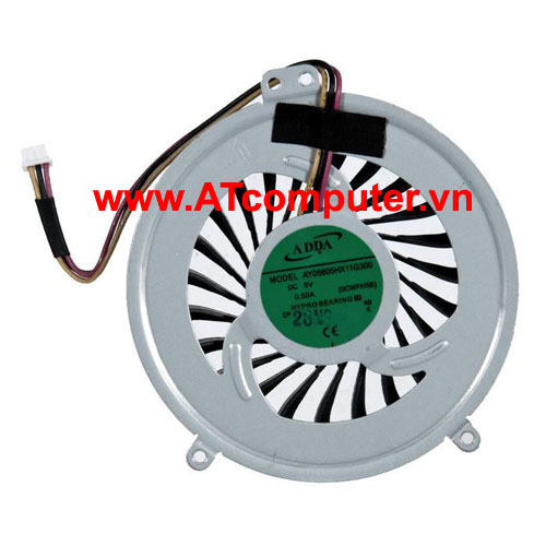 FAN CPU SONY VAIO VPC-EJ, VPC-EH Series. Part: 4XHK1HSN050