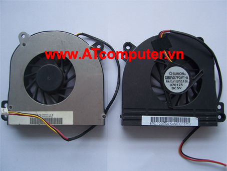 FAN CPU TOSHIBA Satellite P200, P205 Series. Part: ET017000600, BSB0705HC, DFS531205PC0T