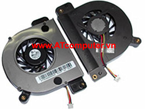 FAN CPU TOSHIBA Satellite A110 Series. Part: AB0705HX-EB3 (X1A)