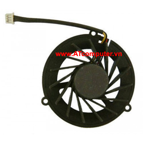 FAN CPU TOSHIBA Satellite M40, M45 Series. Part: GC054509VH-A, UDQF2ZR01C1N, V000050950, 6033B0000901