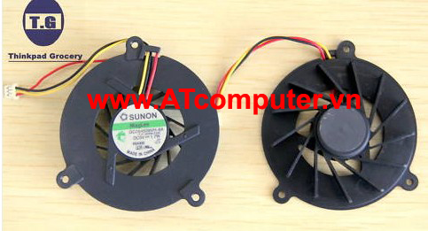 FAN CPU TOSHIBA Satellite P20, P25 Series. Part: DFC601505M70T (F395-CW)